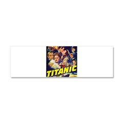$9.99 Titanic Movie Car Magnet 10 x 3