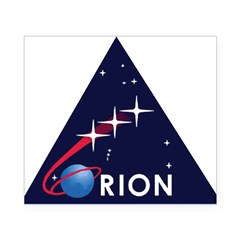 Project ORION Rectangle Beer Label