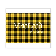 Tartan - MacLeod of Lewi Beer Label