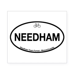 Needham Town Fore Beer Label