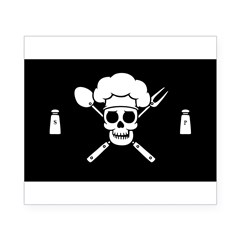 Chef Pirate Beer Label