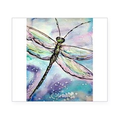 Dragonfly, Beautiful, Beer Label