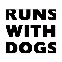 Runs Dog Beer Label