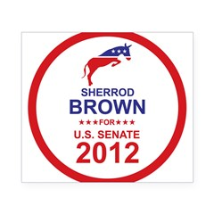 Sherrod Brown Beer Label