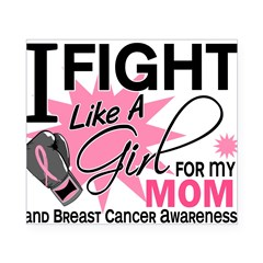 Fight Like A Girl Breast Cancer Beer Label