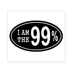 I am the 99 Percent Beer Label