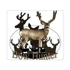 Bow hunter 4 Beer Label
