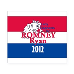 Romney Ryan Beer Label