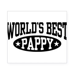 World's Best Pappy Beer Label