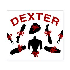 Dexter Dismembered Doll Beer Label