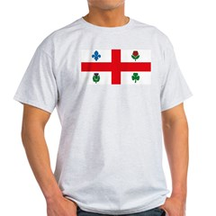 Montreal Flag Light T-Shirt
