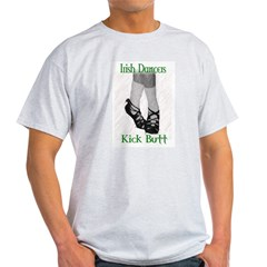 Irish Dancers Kick But Light T-Shirt