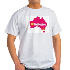 Love Melbourne Light T-Shirt