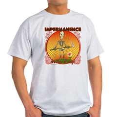 Impermanence4black Light T-Shirt