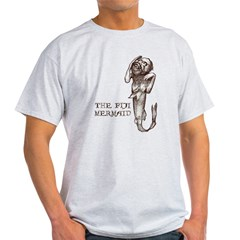 Fiji Mermaid Men''s Light T-Shirt