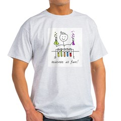 Science is fun! Light T-Shirt