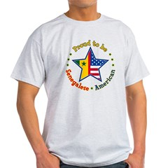 /Senegalese American Light T-Shirt