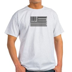 barcode flag Light T-Shirt
