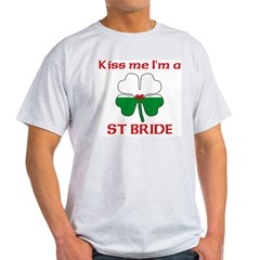 St Bride Family Light T-Shirt