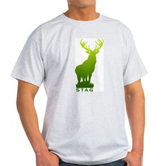 DEER STAG GRAPHIC Light T-Shirt