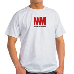 Network for New Music Light T-Shirt