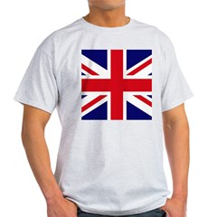 British Flag Union Jack Light T-Shirt