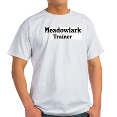 Meadowlark trainer Light T-Shirt