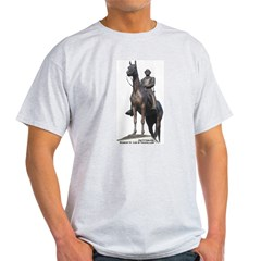 Robert E. Lee at Gettysburg Light T-Shirt