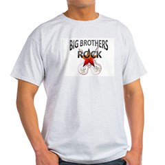Big Brothers ROCK! Light T-Shirt