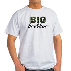Big brother camo Light T-Shirt