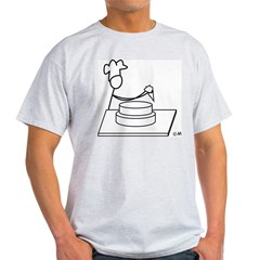 Baker.jpg Light T-Shirt