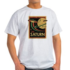 See Saturn Light T-Shirt