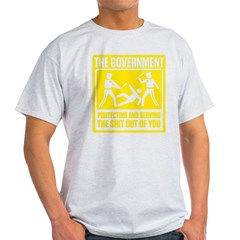 Protecting and Serving Light T-Shirt