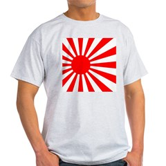 JAPANESE RISING SUN FLA Light T-Shirt