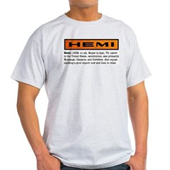 HEMI definition Light T-Shirt