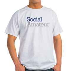 Social Amateur Pride Light T-Shirt