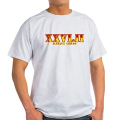 xxviii marine marathon Light T-Shirt