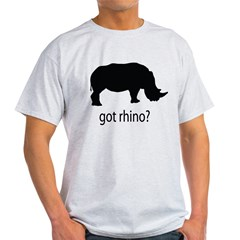 Got rhino? Light T-Shirt