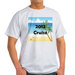 Cruise 2012 Light T-Shirt