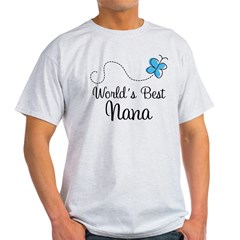 Nana (World's Best) Light T-Shirt