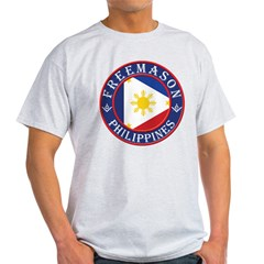 Filipino Masons Light T-Shirt