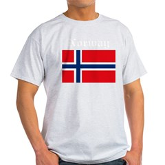 norway222 Light T-Shirt