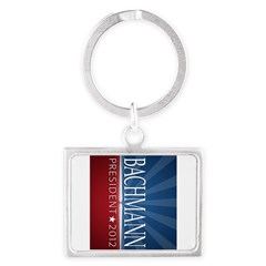 Bachmann - Ray of Hope Design Landscape Keychain