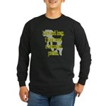 Lazy Stamina Potion Long Sleeve Black T-Shirt