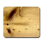 Knotty Pine Mousepad