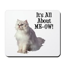 ME-OW Persian Cat Mousepad