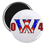 """W 04 2.25"""" Magnet (10 pack)"""