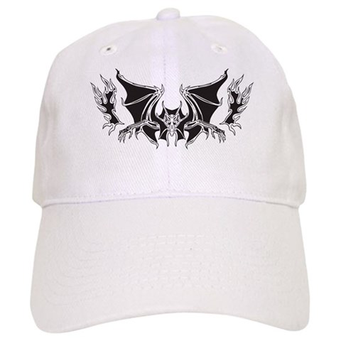 Vampire Tattoo Cap