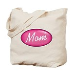 Pink Mom is my Idol Logo Tote Bag