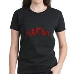 Phantom Halloween Women's Dark T-Shirt